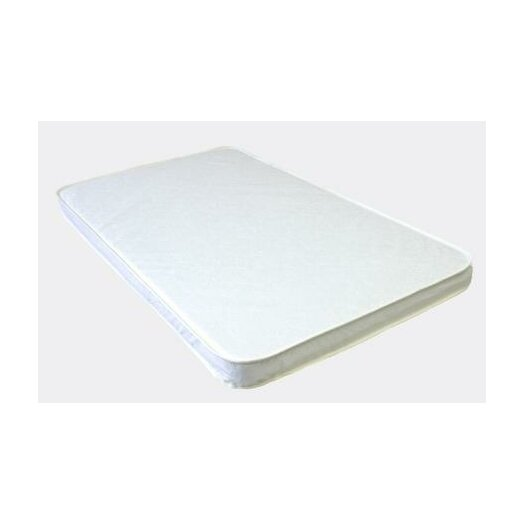 Baby Luxe by Priva Changing Pad in White Vinyl