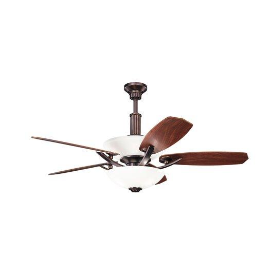 """Kichler 56"""" Palla 5 Blade Ceiling Fan"""