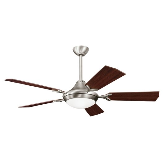 "Kichler 54"" Bellamy 5 Blade Ceiling Fan"