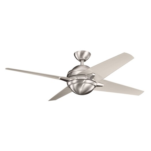 "Kichler 52"" Rivetta 4 Blade Ceiling Fan"