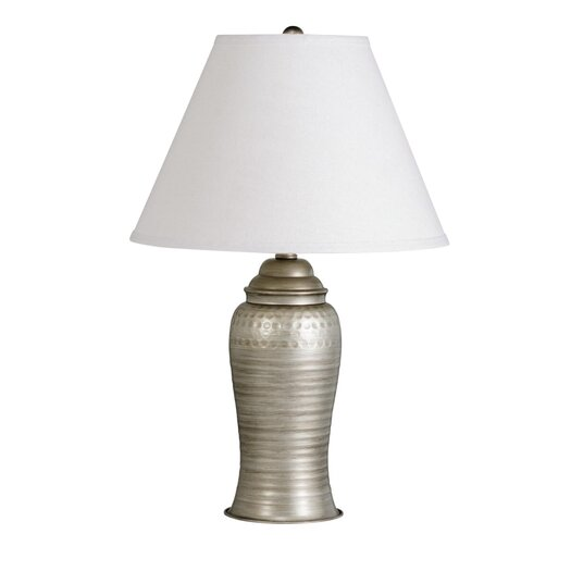"""Kichler Westwood Missoula 23.25"""" H Table Lamp with Empire Shade"""