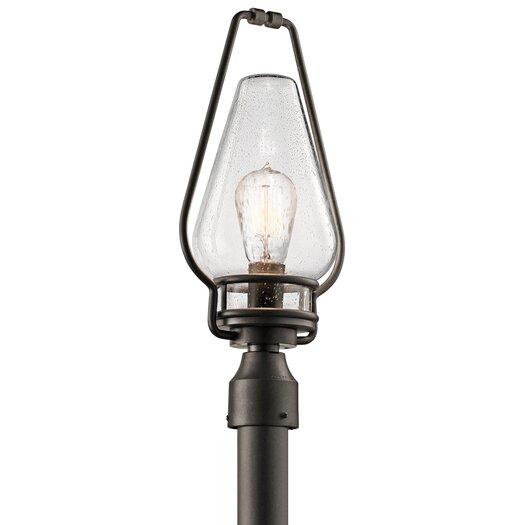 Kichler Hanford 1 Light Outdoor Post Lantern