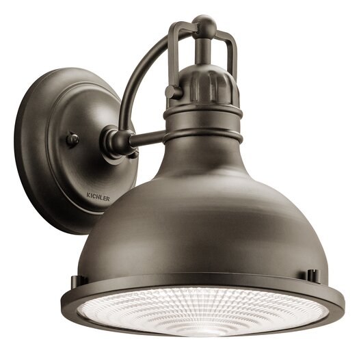 Kichler Hatteras Bay 1 Light Outdoor Wall Lantern