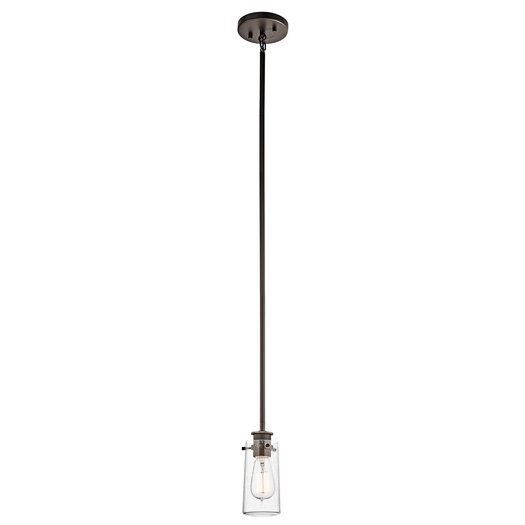 Kichler Braelyn 1 Light Mini Pendant