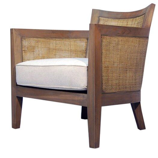 Jeffan Mumba Fabric Lounge Chair