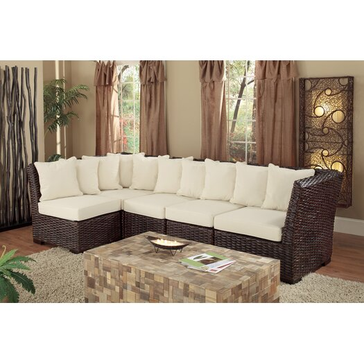 Jeffan Hudson Sectional Sofa
