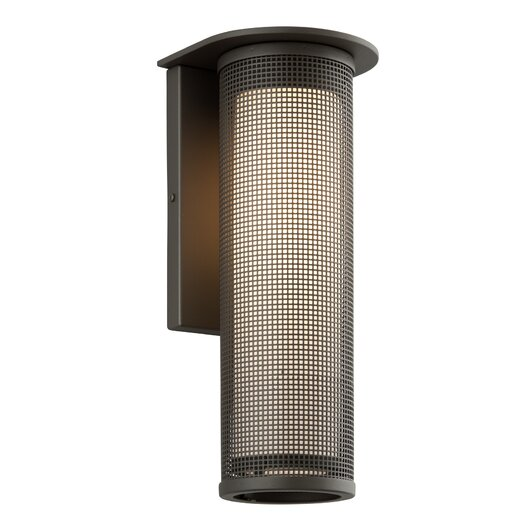Troy Lighting Hive 1 Light Outdoor Wall Light