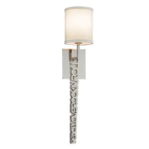 Corbett Lighting Alter Ego 1 Light Wall Sconce