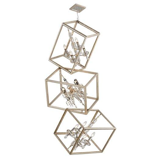 Corbett Lighting Houdini 12 Light Pendant