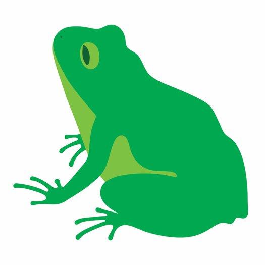 La Rana Frog 1976 Silkscreen Graphic Art