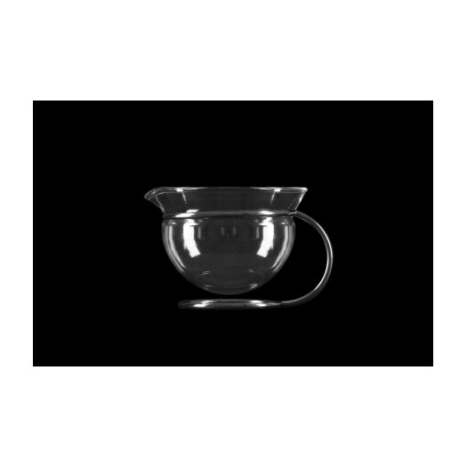 mono Mono Filio Creamer with Handle by Tassilo von Grolman
