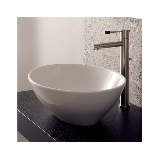 Scarabeo by Nameeks Ovo Above Counter Bathroom Sink
