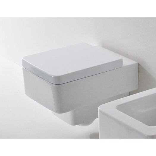 Scarabeo by Nameeks Teorema 1 Piece Toilet