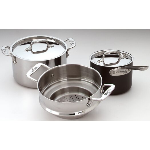 All-Clad 8-qt. Steamer Insert