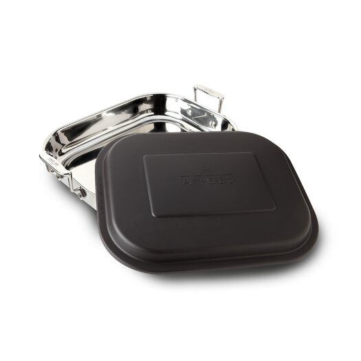 All-Clad Stainless Steel Lasagna Pan with Lid