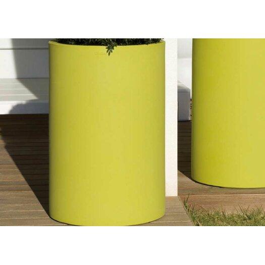 Vondom Cilinder Alto Fang Round Flower Pot Planter
