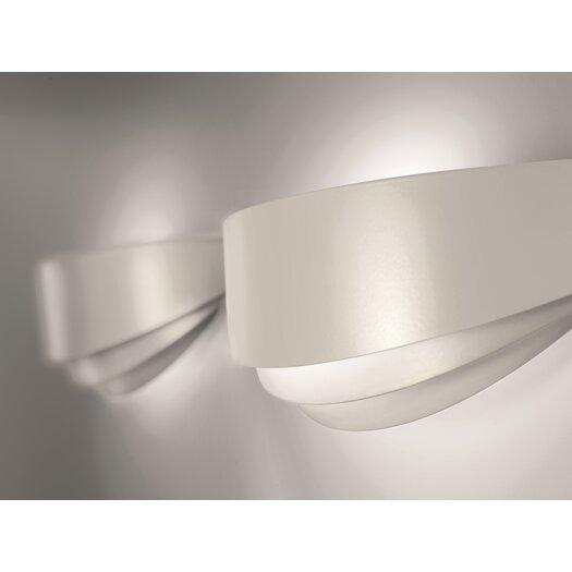 Axo Light Uriel 1 Light Wall Sconce in Pearl