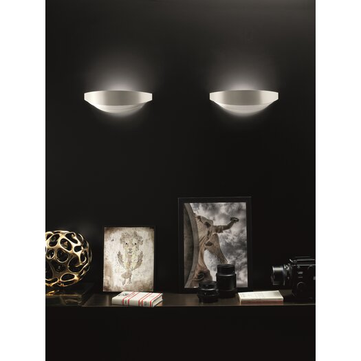 Axo Light Uriel 1 Light Wall Sconce in Bronze