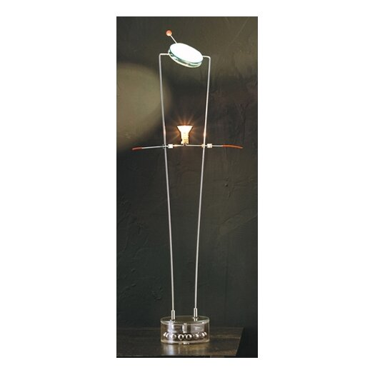 "Lucifero Illuminazione Arioch 25.2"" H Table Lamp"