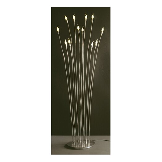 Lucifero Illuminazione Villa Rivoli 12 Light Floor Lamp