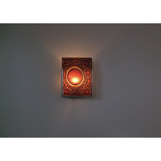 WPT Design FN1 1 Light Wall Sconce