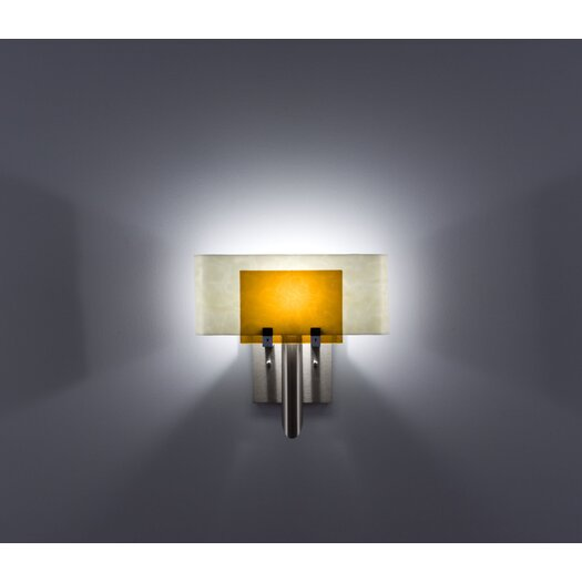 WPT Design Dessy1 1 Light Wall Sconce