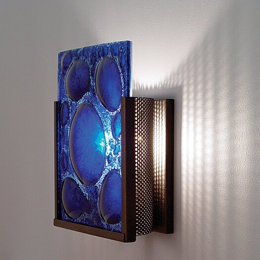 WPT Design FN1 1 Light Wall Sconce