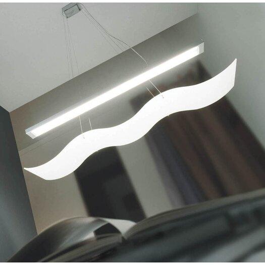 Gamma Delta Group Fluorwing Pendant