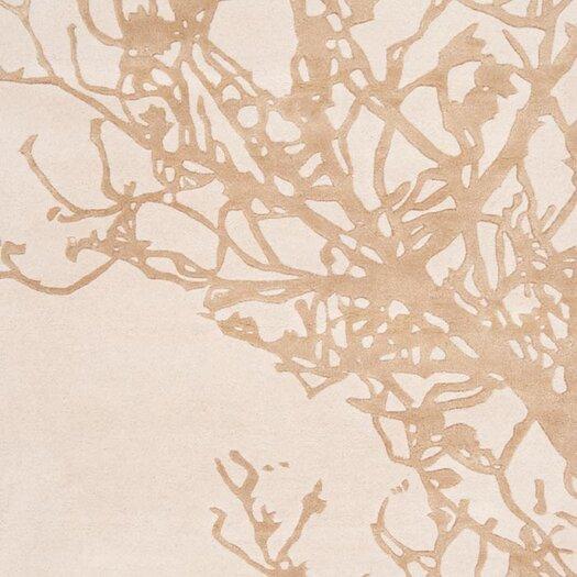 Candice Olson Rugs Modern Classics Peach Cream/Tan Rug