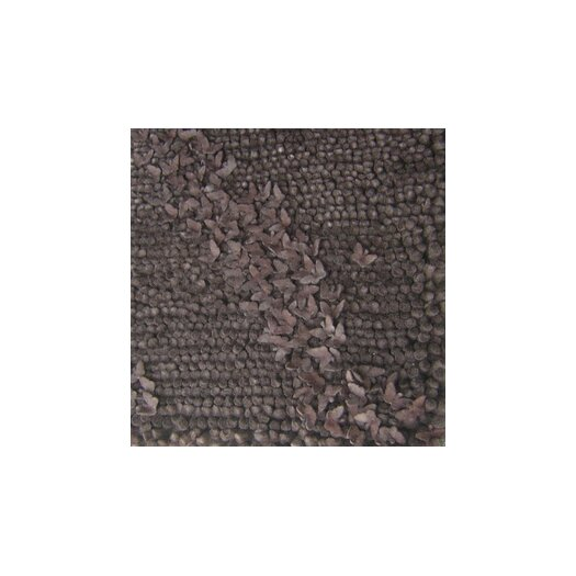 Candice Olson Rugs Butterfly Espresso Area Rug