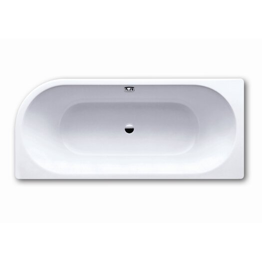 "Kaldewei Centro Duo 67"" x 30"" 1 Right Bathtub"