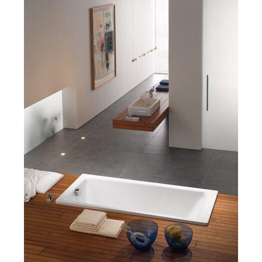 """Kaldewei Puro 67"""" x 30"""" Bathtub"""