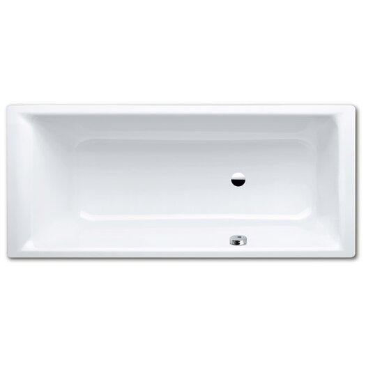 "Kaldewei Puro 67"" x 30"" Bathtub with Reversible Drain"