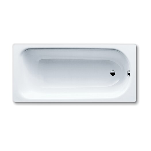 "Kaldewei Saniform Plus 63"" x 28"" Bathtub"