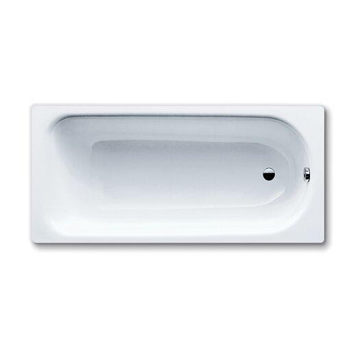 "Kaldewei Saniform Plus 71"" x 32"" Three Wall Bathtub with Reversible Drain"
