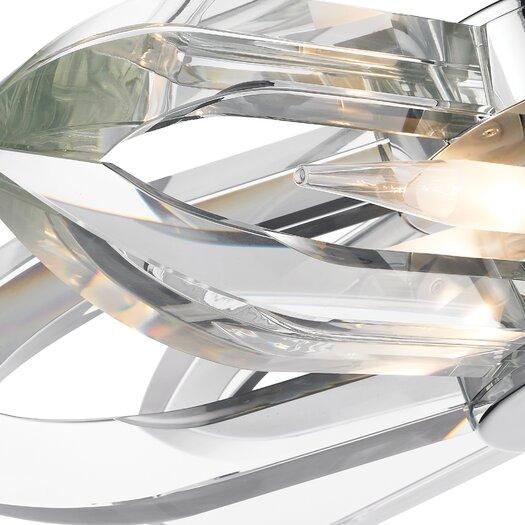 Golden Lighting Nan 6 Light Chandelier