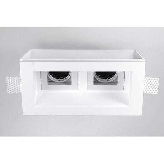 Zaneen Lighting Invisibli Adjustable LED Recessed Trim