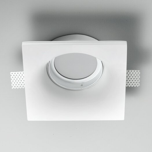 "Zaneen Lighting Invisibli 8"" Recessed Trim"