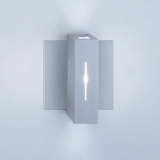 Zaneen Lighting Wall Bloc Vertical Contemporary 1 Light Wall Sconce