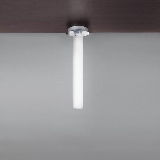 Zaneen Lighting Olly Flush Mount in Aliminum
