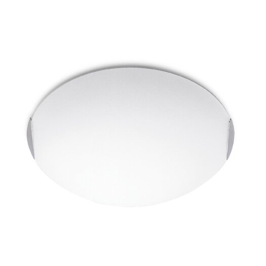 Zaneen Lighting Pocket Flush Mount in Chrome