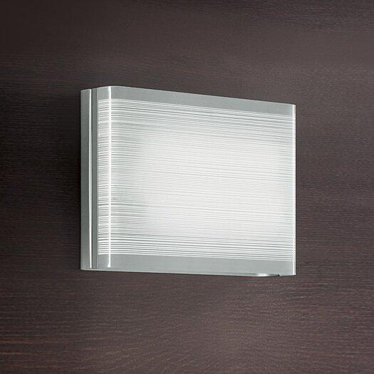 Zaneen Lighting Twist 2 Light Wall Sconce