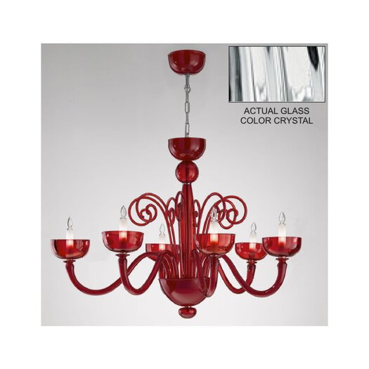 Zaneen Lighting Brera Chandelier