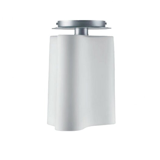 Zaneen Lighting Alvi Three Light Ceiling Semi-Flush Mount