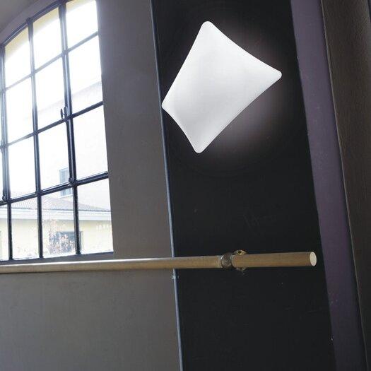 Zaneen Lighting Dreamy Flush Mount in Chrome