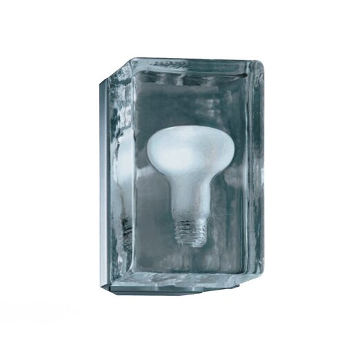 Zaneen Lighting Birne 1 Light Wall Sconce