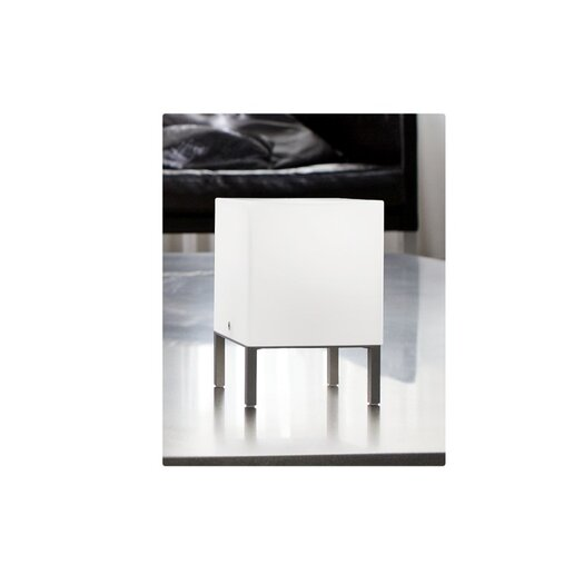 Zaneen Lighting Kubik Table Lamp with Square Shade