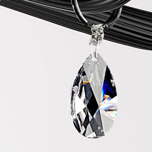 Zaneen Lighting Accessory Crystal Drop