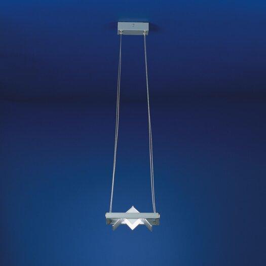 Zaneen Lighting Loft One Light Ceiling Pendant
