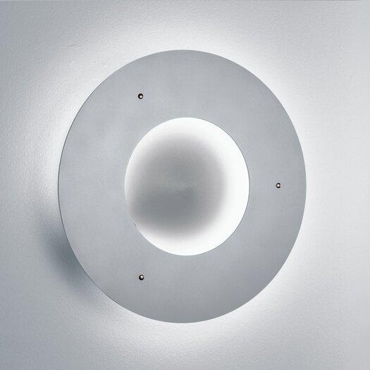 Zaneen Lighting Ixion Circular Wall or Ceiling Semi Flush Mount